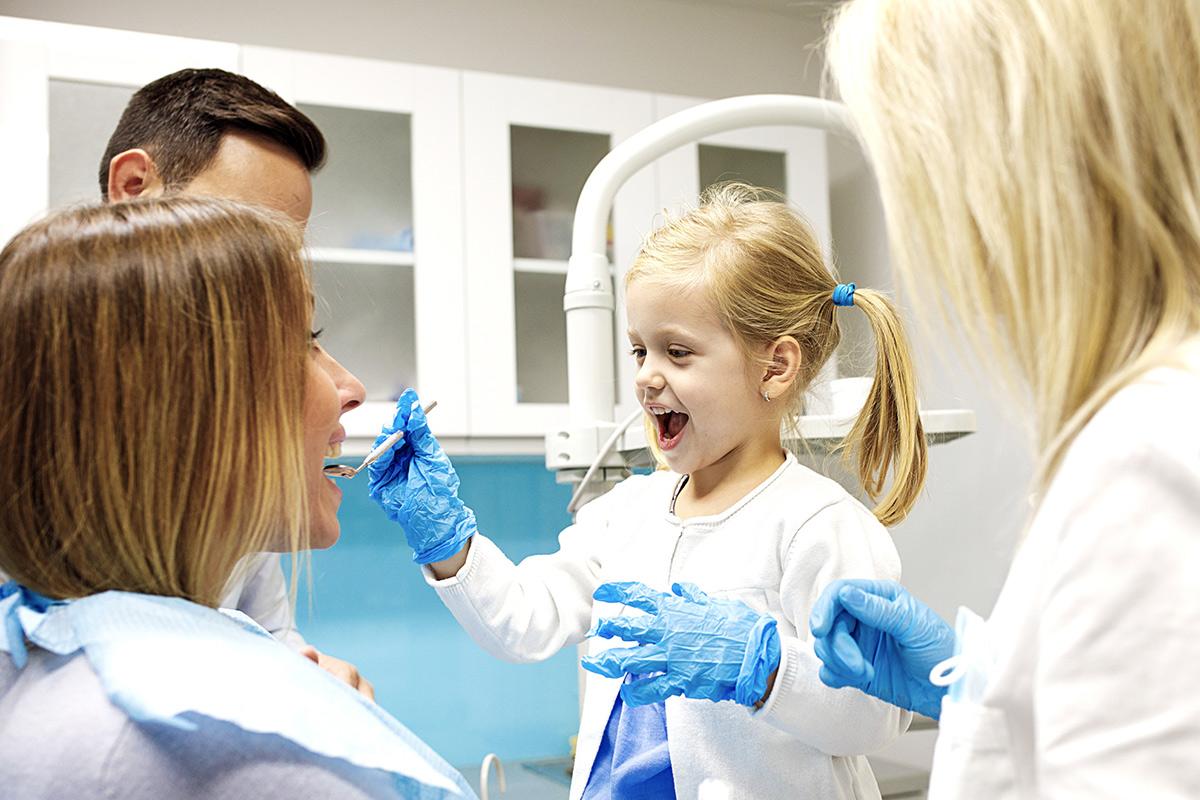 Stomatologia dziecięca<
